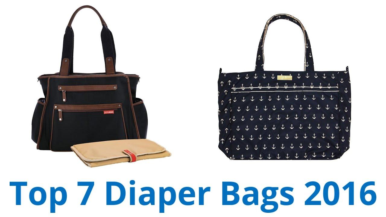 7 Best Diaper Bags 2017