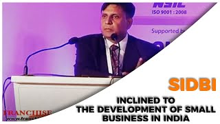 Sanjay Goyal speaking at Small Business