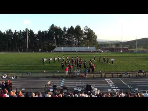 2013 Valley Showcase - Riverheads High School Marching Gladiators