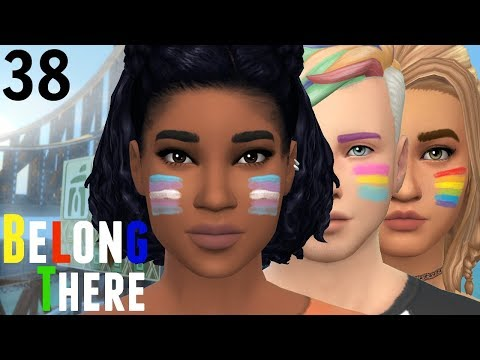 FUTURE DENIED - Belong There: The Sims 4 | Episode 38 thumbnail