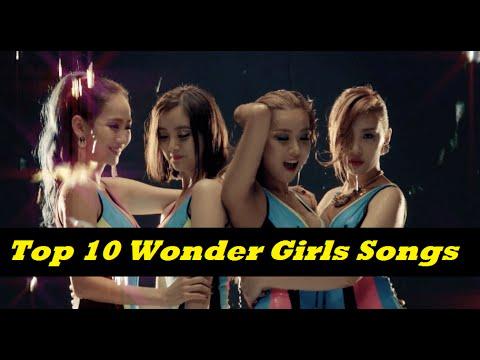 Top 10 Wonder Girls Songs