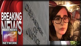 BREAKING: DOJ Official BUSTED on Camera! What She Was Doing to Americans Will Make You SICK!