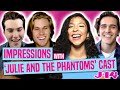 Julie and the Phantoms Netflix Cast Does Impressions