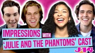 Julie and the Phantoms Netflix Cast Does Impressions