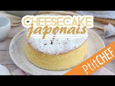 recette-de-cheesecake-japonais---ptitchef.com
