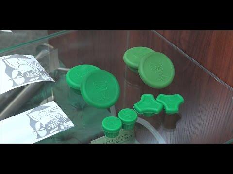Пробки из пищевого силикона для стеклянного / ПЭТ бутыля