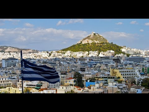 Eran & Shira The Travellers - Athens Attractions, Greece  ער