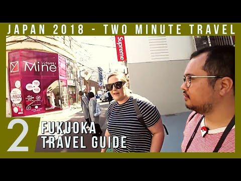 Fukuoka Travel Guide - Two Minute Travel