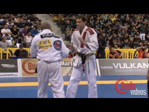 Roger Gracie VS Bruno Bastos / World Championship 2010