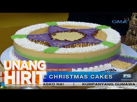 Unang Hirit: Pinoy Christmas-Inspired Desserts