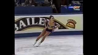 Michelle Kwan USA - 1996 World Championships LP
