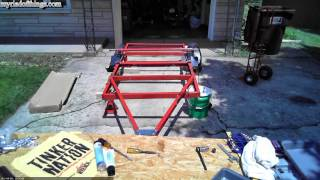 Assembling Harborfreight 1720lb Trailer In Under 4 Minutes