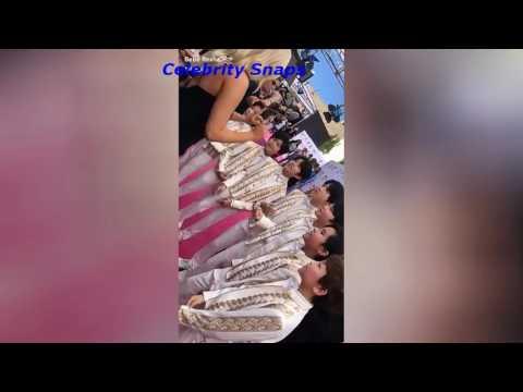 Bebe Rexha Snapchat Stories May 21st 2017 | Celebrity Snaps