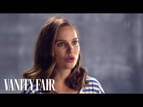 Natalie Portman Talks Ruth Bader Ginsberg, Dirty Dancing, and Outkast   Vanity Fair