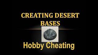 هواية الغش 187 - كيفية إنشاء قواعد الصحراء