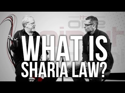 493. What Is Sharia Law?