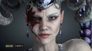 CC Digital Human Contest 2020 - The Evil Queen of Divine Troop