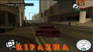 Códigos do Grand Theft Auto San Andreas PC (portugues)