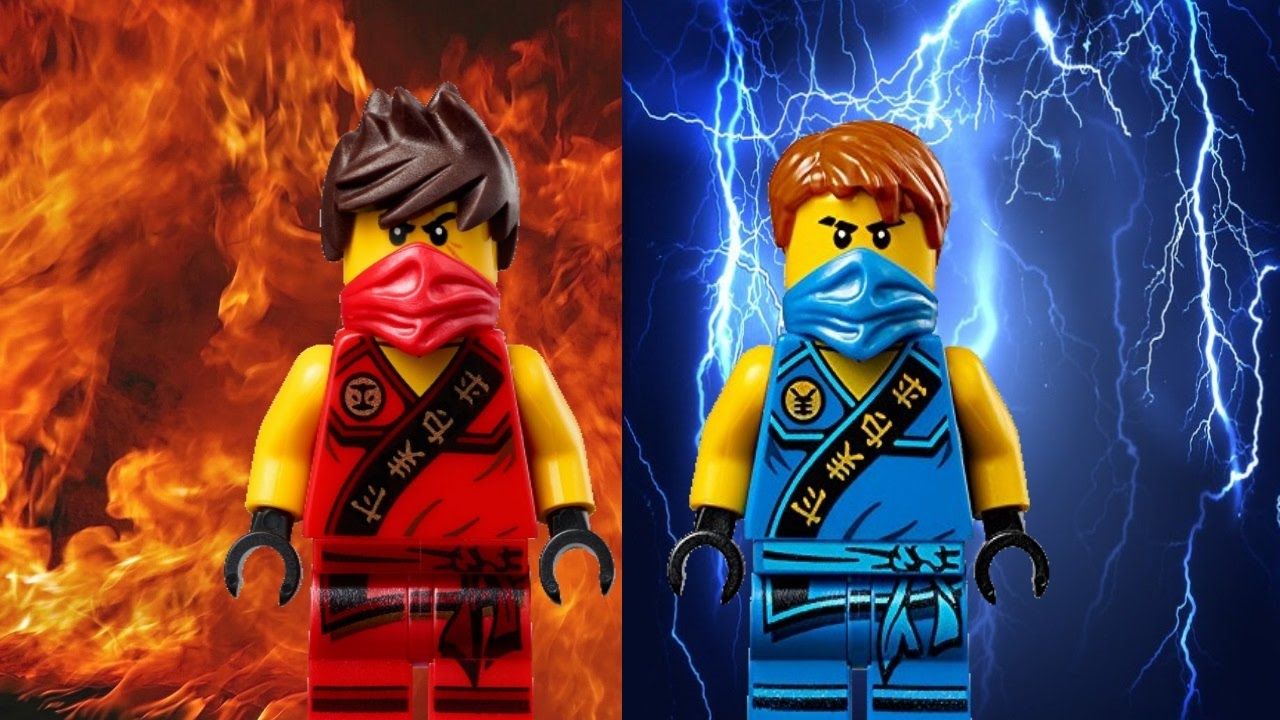 Lego ninjago kai vs jay pick winner youtube - Ninjago vs ninjago ...