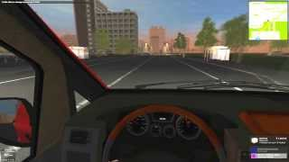 Delivery Truck Simulator PC FullHD Gameplay