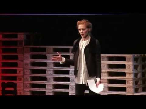 Designing me - notions of self in a technocratic age: Jessica Joffe at TEDxMuenchenSalon