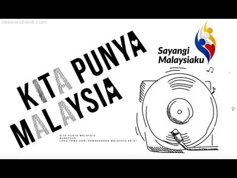 Kita Punya Malaysia Bunkface Lagu Tema Hari Kebangsaan 18