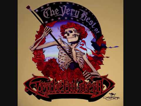 The Grateful Dead - Casey Jones(Lyrics)