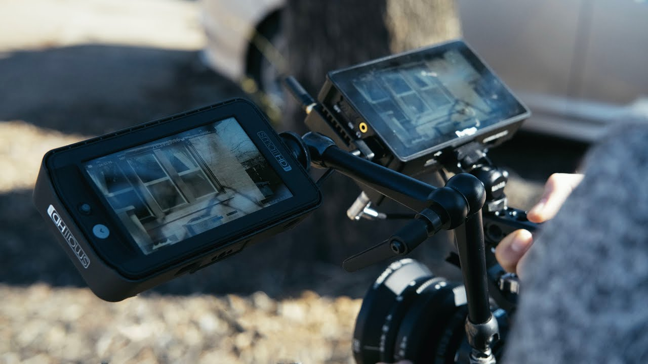 Choosing the right monitor for your camera | Gain touchscreen camera control!