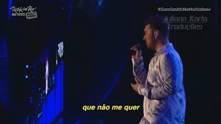 Rock in Rio | Sam Smith - Not In That Way / Can