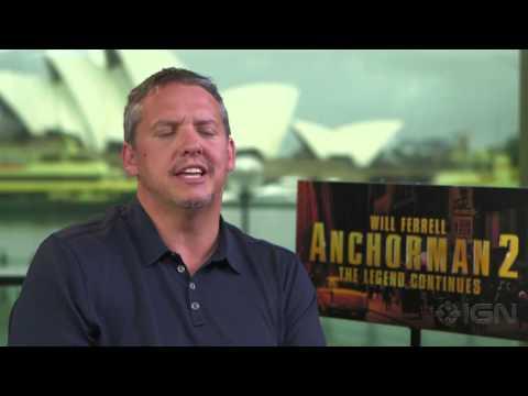 Anchorman 2 -  IGN AU Adam McKay Interview