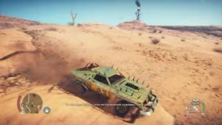 Mad Max, ( Безумный Макс ) Прохождение игры,смертельная гонка
