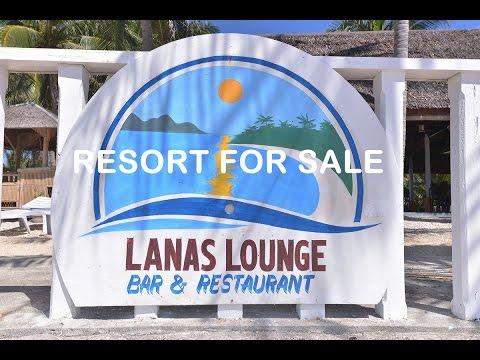 Lanas Lounge Bar & Restaurant  FOR SALE!!!! Carabao Island, Romblon, Philippines