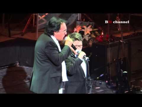 AL BANO in concert la Bucuresti -Ci Sara