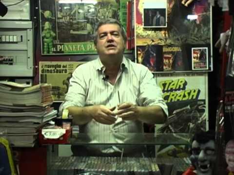 Luigi Cozzi Intervista