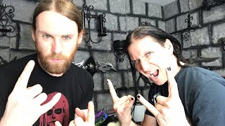 Cooking with Vegan Black Metal Chef