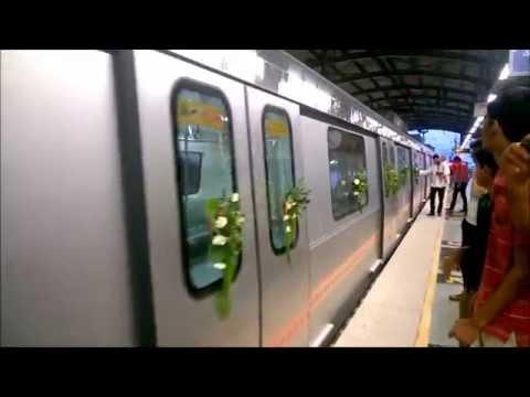 Jaipur Metro - First Look