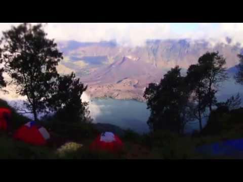 Mount Rinjani Expedition