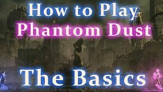 How to Play Phantom Dust - The Basics