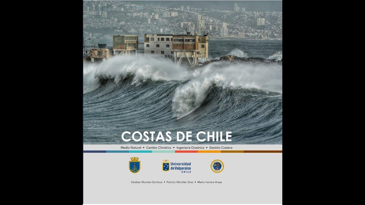 """Libro """"Costas de Chile"""""""