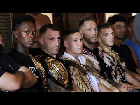 UFC Auckland Homecoming I Fight Week Episode I