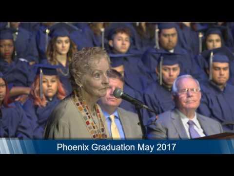 Phoenix High School Graduation May 2017