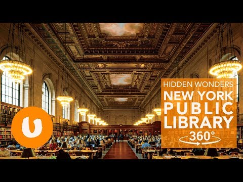 New York Public Library Tour | Most Beautiful Library in NYC