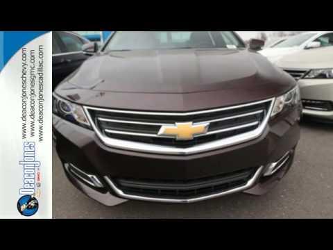 2015 Chevrolet Impala Smithfield NC Selma, NC #150449 - SOLD