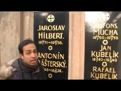 Noticias 2 free tour pragueando cementerio Vyšehrad praga