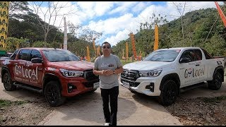 ลอง Toyota Prerunner 2X4 2.4G AT Rocco สวย แต่ไม่สุด!!  by:autolifethailand official