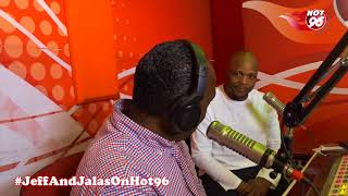 Jalango's on how he was publicly demoted at Nyangoma Boys