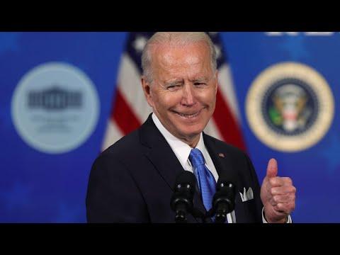 Joe Biden 'has the American media in a trance' simply because he isn't Trump