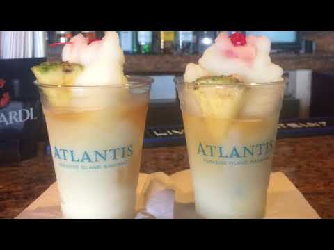 Atlantis in Nassau, Bahamas paradise Island 2017 Winter break