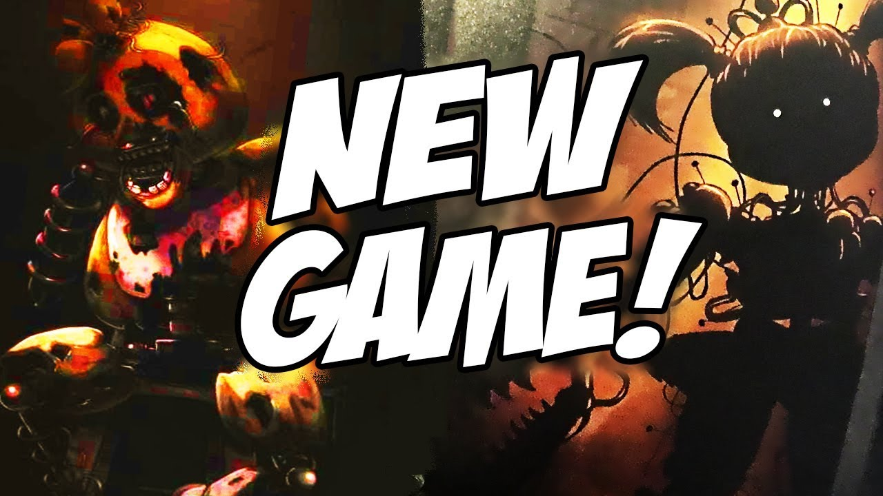 New Game Coming Out Next Month Five Nights At Freddys