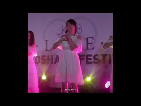 Believe HS Festival 20171202 Generasi 1 - Karena Kau Ada Untukku (Kinal Cam)